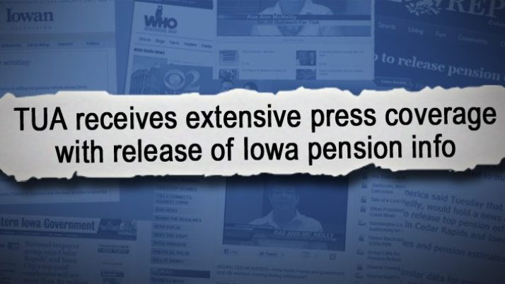 Iowa Government Pen$ion$; WOW!