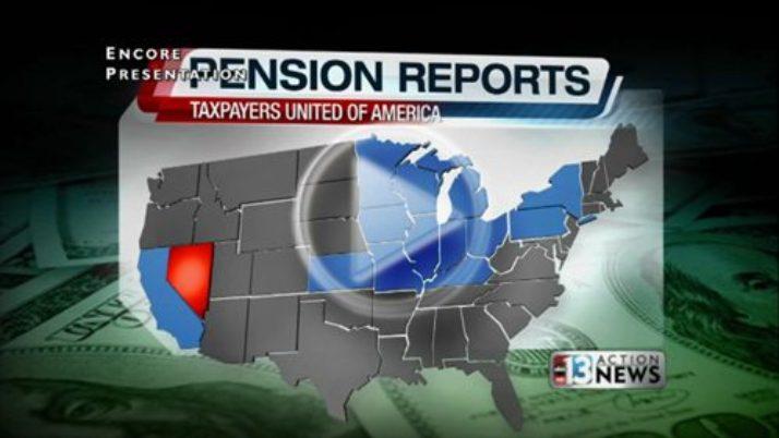Nevada Government Pension Estimates Produce Excellent Press Coverage for TUA