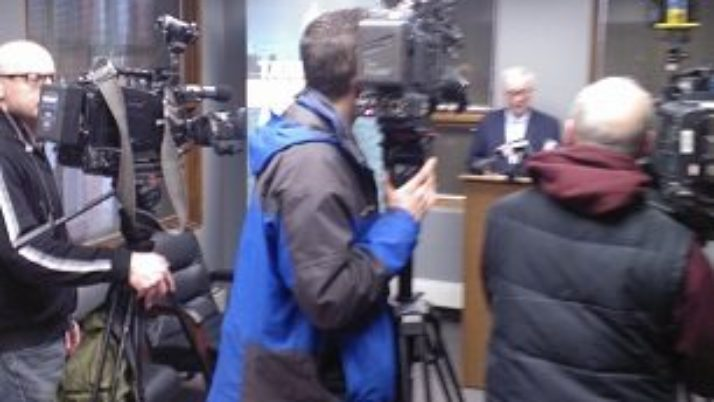 News Coverage of Chicago Police and Fire Pension Release