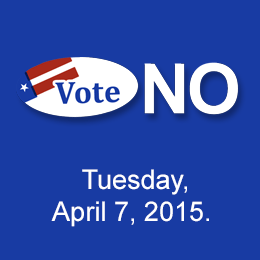Taxpayers Oppose 7 Property Tax Increase Referenda April 7