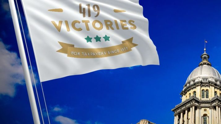 Taxpayers vs. Status Quo in Illinois Primary