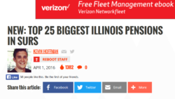 Reboot Illinois|New: Top 25 biggest Illinois pensions in SURS