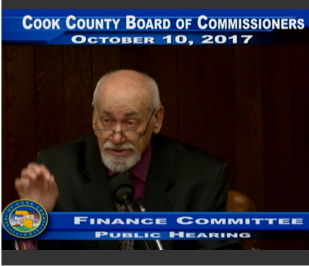 Cook Co. Soda Tax Would Subsidize Lavish, Gold-Plated Pensions of Retired Cook Co. Politicians and Bureaucrats