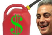 TAXPAYERS SAY NO TO ANY INCREASE IN THE ILLINOIS GASOLINE TAX